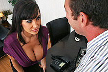 Lisa Ann in You've Got The Touch - Picture 1