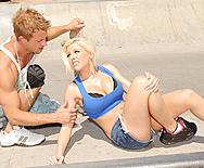 Skate or Dick - Britney Amber - 1