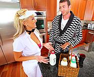 Slutty Milk-woman - Briana Blair - 1