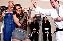 Gracie Glam in The Karate Dick - Picture 1
