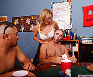 The Ace is a Private Massage - Tanya Tate - 1