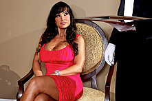 Lisa Ann in Anything You Can Do, I Can Do Better - Picture 1