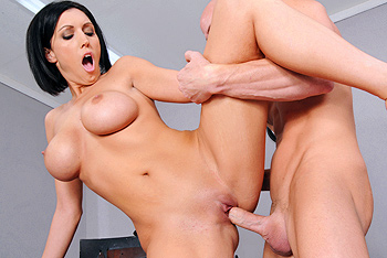 Any interracial scenes with dylan ryder