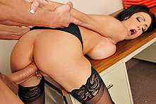 Jessica Jaymes in Jackoff Janitor  - Picture 3
