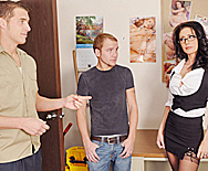 Jackoff Janitor - Jessica Jaymes - 1