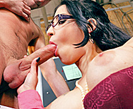 You Fuck My Son? You Are Fired - Daisy Cruz - 2