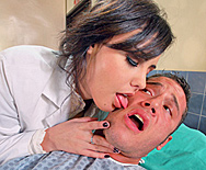 Sexy Doctor Fucks Patient - Brooke Lee Adams - 1