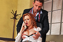 Tarra White in Don't Call In Sick, Just Fuck the Boss - Picture 1