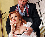 Don't Call In Sick, Just Fuck the Boss - Tarra White - 1