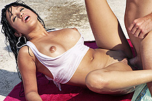 Abella Anderson in Water Polo Ho! - Picture 3