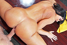 Lisa Ann in Winner Winner, Sex during Dinner - Picture 3