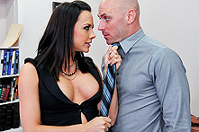 Chanel Preston in Clean Office, Filthy Whore - Picture 1