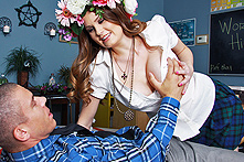 Allison Moore in Spring Dusts Of lust - Picture 1