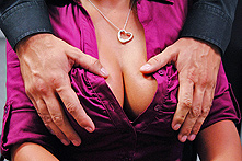 Mariah Milano in Perverted Boss - Picture 1