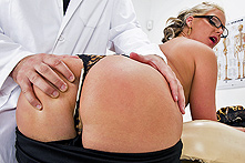 Phoenix Marie in Doctor Orgasm - Picture 1