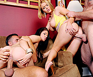 Two Wrongs Make One Merry Wife - Krissy Lynn - Brittney Banxxx - 3
