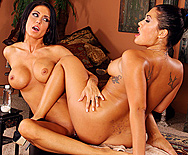 Masseuse Muff Munchers - London Keyes - Jessica Jaymes - 5