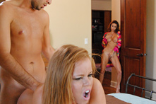 Monique Alexander in Fuck Me Silly - Picture 1