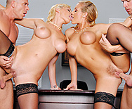 Hard 'n' Firm - Lexi Swallow - Nicole Aniston - 4