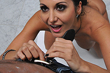 Ava Addams in Already Wet - Picture 1