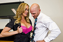 Brandi Love in Evaluation Ejaculation - Picture 1