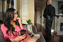 Priya Rai in The Long Cock of the Law - Picture 1