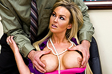 Abbey Brooks in Sensitivity Training - Picture 1