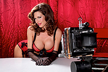 Veronica Avluv in Boobies Over Broadway - Picture 1