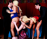 Prom Night Dance - Faye Reagan - Jacky Joy - Tasha Reign - 1