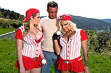 Kagney Linn Karter, Lylith Lavey in Field Of Reams - Picture 1