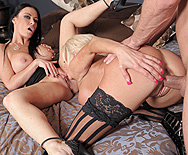 It's Fair Play in a Threeway - Nikita Von James - Vanilla Deville - 3