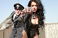 Stacey Lacey in Catch A Thief - Picture 1