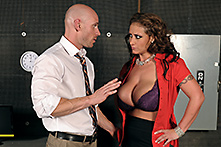 Eva Notty in Booby With A Chance Of Showers - Picture 1