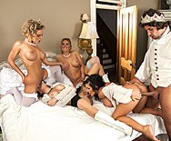 In-Tit-Pendence Day - Jenna Presley - Juelz Ventura - Krissy Lynn - Nicole Aniston - 4