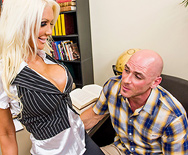 A Hard Fuck Chases Bad Grades Away - Holly Price - 1