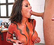 The Joy Of Body Painting - Veronica Avluv - 2