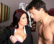 Bring your Tits to Work - Tiffany Mynx - 1