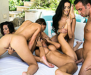 Take 4 - Breanne Benson - Jessica Jaymes - Kirsten Price - Kortney Kane - 5