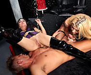 The Squirt Locker - Leya Falcon - Cytherea - 5
