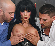 Hellvira Mistress Of The Fuck - Joslyn James - 1