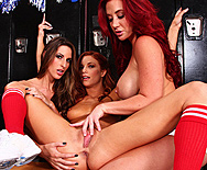 Cheerlickers - Jayden Cole - Jayden Jaymes - Kortney Kane - 5