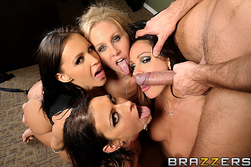 Brazzers - Office 4-play IV Julia Ann & Jenna Presley & Jessica Jaymes & Kirsten Price, Keiran Lee