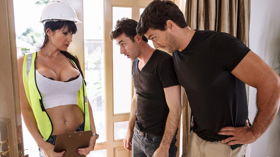 That Pussy's Electric – James Deen, Ramon & Eva Karera