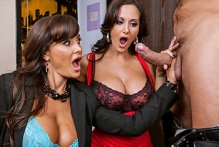 Ava Addams, Lisa...