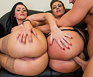 Acing the Interview - Sophie Dee - Eva Notty - 3