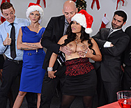 Office Christmas Party - Jessica Bangkok - 1