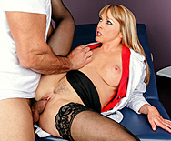 Does My Dick Work, Doc? - Shayla Leveaux - 5