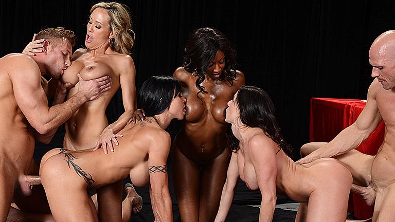 порно шоу фото