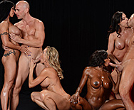 Miss Titness America - Diamond Jackson - Jewels Jade - Brandi Love - Kendra Lust - 2