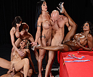 Miss Titness America - Diamond Jackson - Jewels Jade - Brandi Love - Kendra Lust - 3